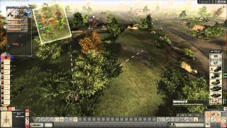 "Men of War: Assault Squad with General Advance#12 ""hills OP"""