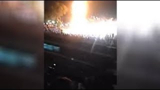 Amritsar train accident: Major Train Accident at Choura Bazar during Dussehra celebrations