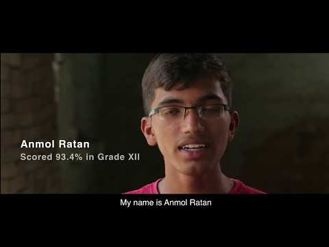 VidyaGyan achievements video 2017