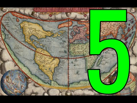 Alternate Lost Continents YouTube - 5 continents of the world map