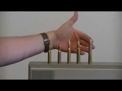 Cartridge Selection: Elk