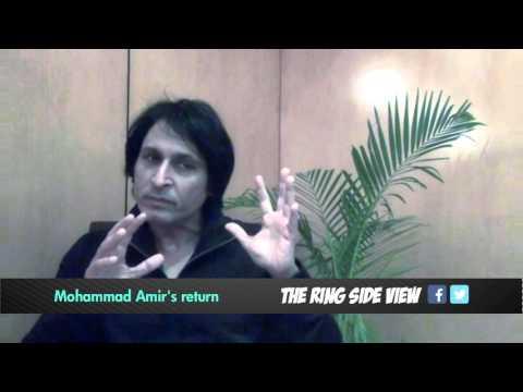 Mohammad Amir's return