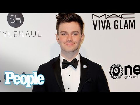 Glee: Chris Colfer Reveals His Favorite Moment On Set, Talks New TV Project | People NOW | People