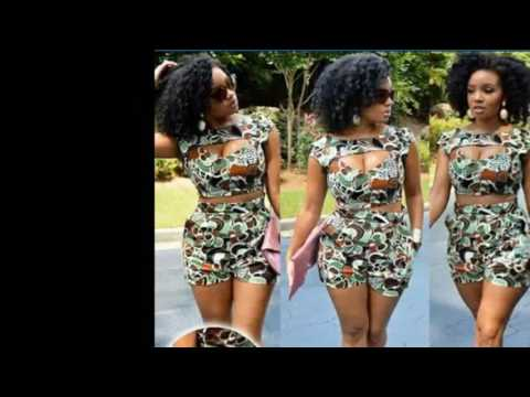 Facinating Best Top Collection of Nice Dresses for African young ladies
