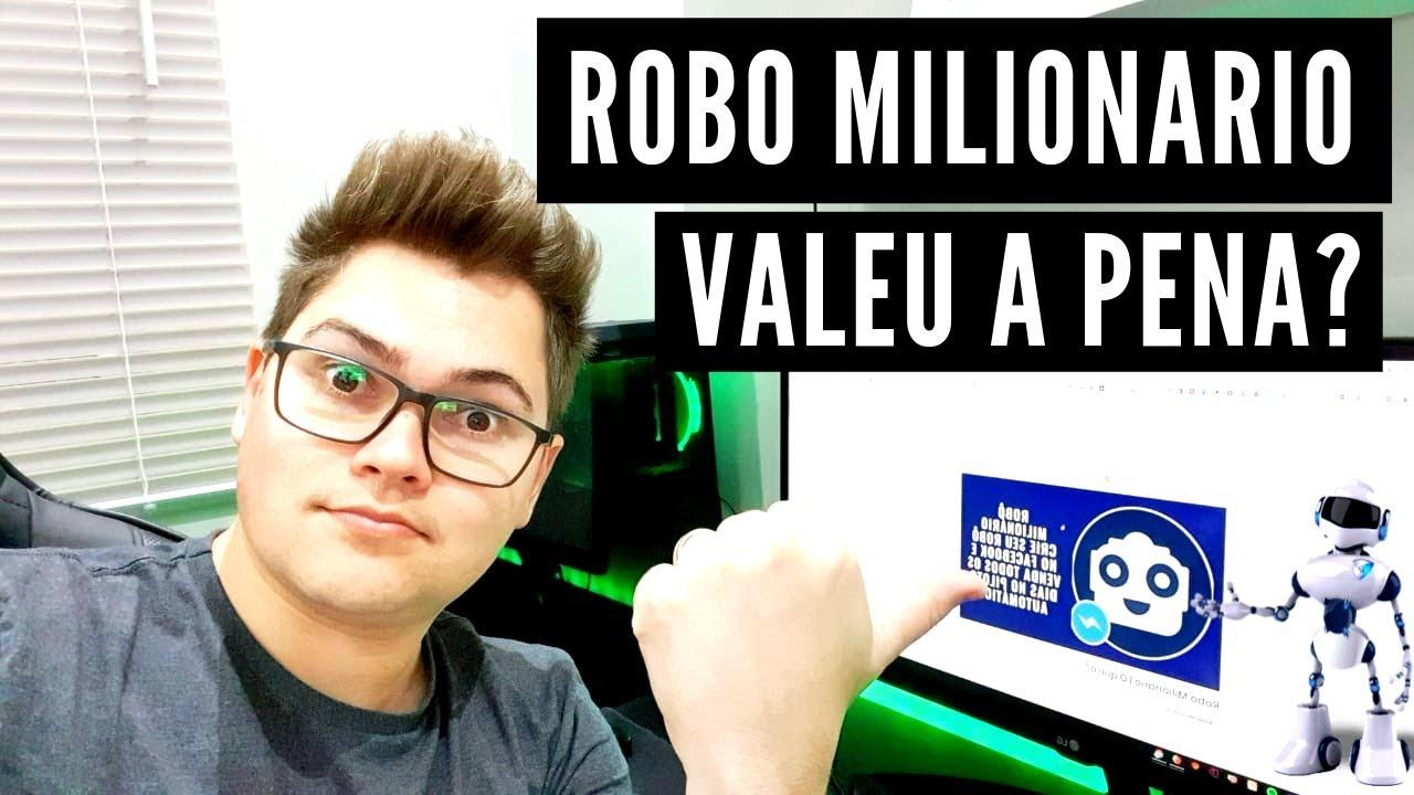 suporte robo milionario