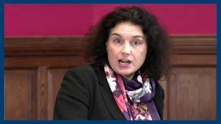 Socialism DOES Work | Katy Clark | Oxford Union