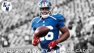"Saquon Barkley New York Giants Rookie Season Highlight Mix   ||   "" Space Cadet ""   ᴴ ᴰ"
