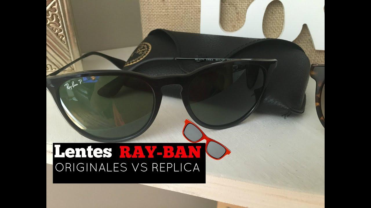 gafas ray ban replicas