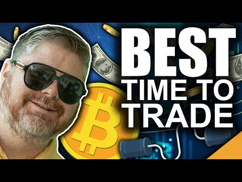 Bitcoin Trading Range (Best Time For DayTraders)
