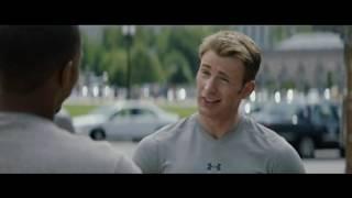 Клип Романа Краснобаева по фильму - Первый мститель : Другая война