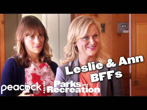 Leslie & Ann The Ultimate BFFs - Parks and Recreation