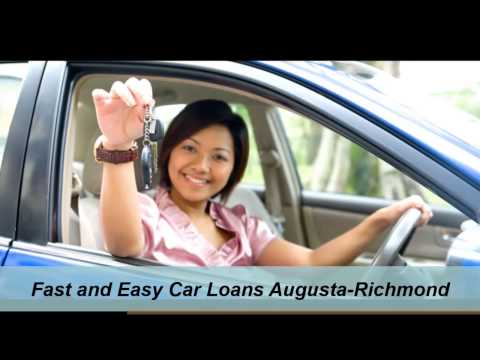 Bad Credit Car Loans Augusta-Richmond
