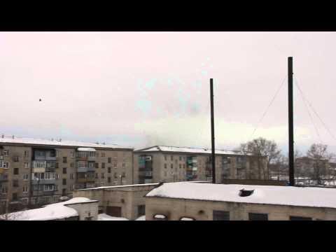 Пепелац над Шахуньей