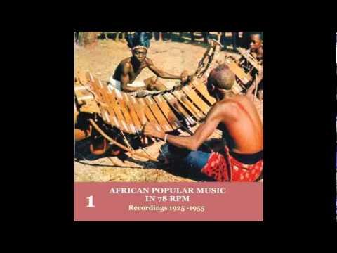 Amanxilla  - African Popular Music In 78 RPM