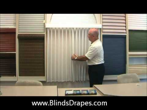 Vertical Blinds | Privacy Blinds | 2 in 1 Blinds