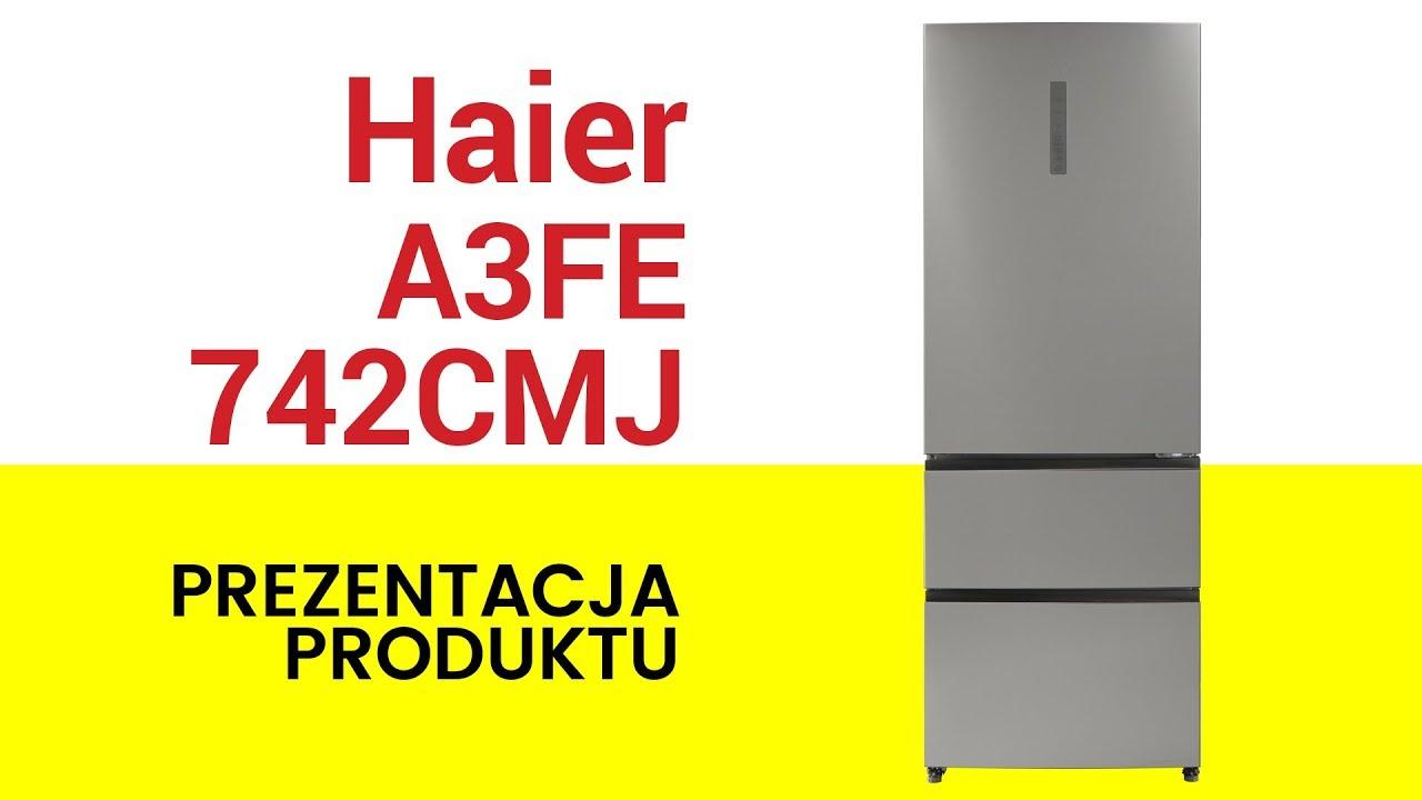 Lodówka Haier A3fe742cmj