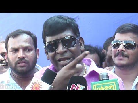 Sarathkumar and Vishal Fight - Vadivelu Explains / Nadigar Sangam Election