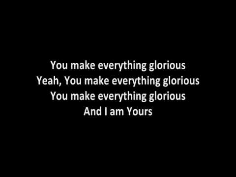 David Crowder Band - Everything Glorious lyrics wide