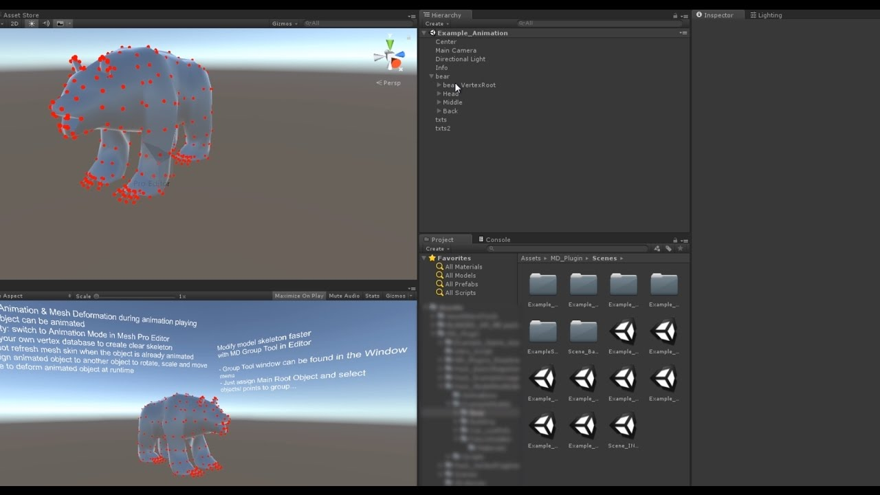 Unity 3D - Mesh Deformation (Product Review) Update V4