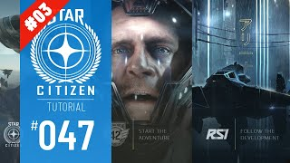 STAR CITIZEN #047 | TUTORIAL | ROBERT SPACE INDUSTRIES.COM / PLEDGE STORE | Deutsch/German