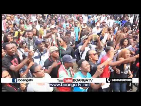 LIVE DE ROBINHO MUNDIBU AVEC LA DANSE TIANANU BOYE