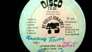THE REVOLUTIONARIES - Disco dub (1978 Channel one)
