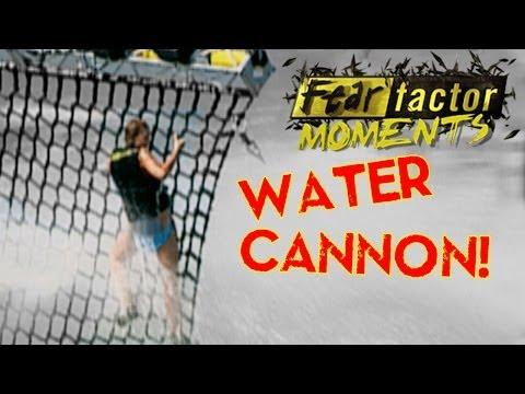 Fear Factor Moments | Fire Boat Heli Net Climb