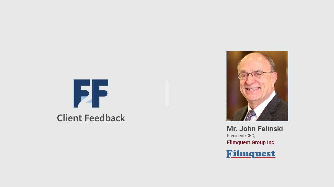 Client Feedback | Mr. John Felinski | Testimonial Video | Fibre2Fashion