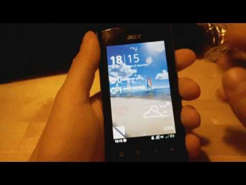 Acer Liquid Metal video recensione HDblog