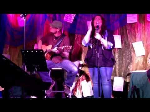 Janina el Arguioui & Matze - Wie soll ein Mensch das ertragen / Skinny love (live!)