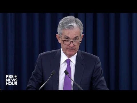 WATCH LIVE: Federal Reserve Chairman Jerome Powell holds a news conference
