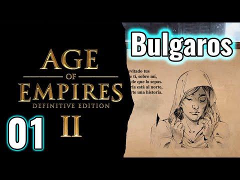 Age of Empires II: Definitive Edition | Ivailo  #1 Un Héroe Inesperado