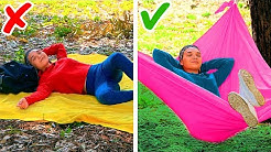 28 CAMPING HACKS THAT ARE ACTUALLY GENIUS