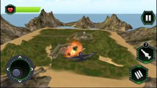US Air Jet Fighter Warrior | Best Android GamePlay FHD