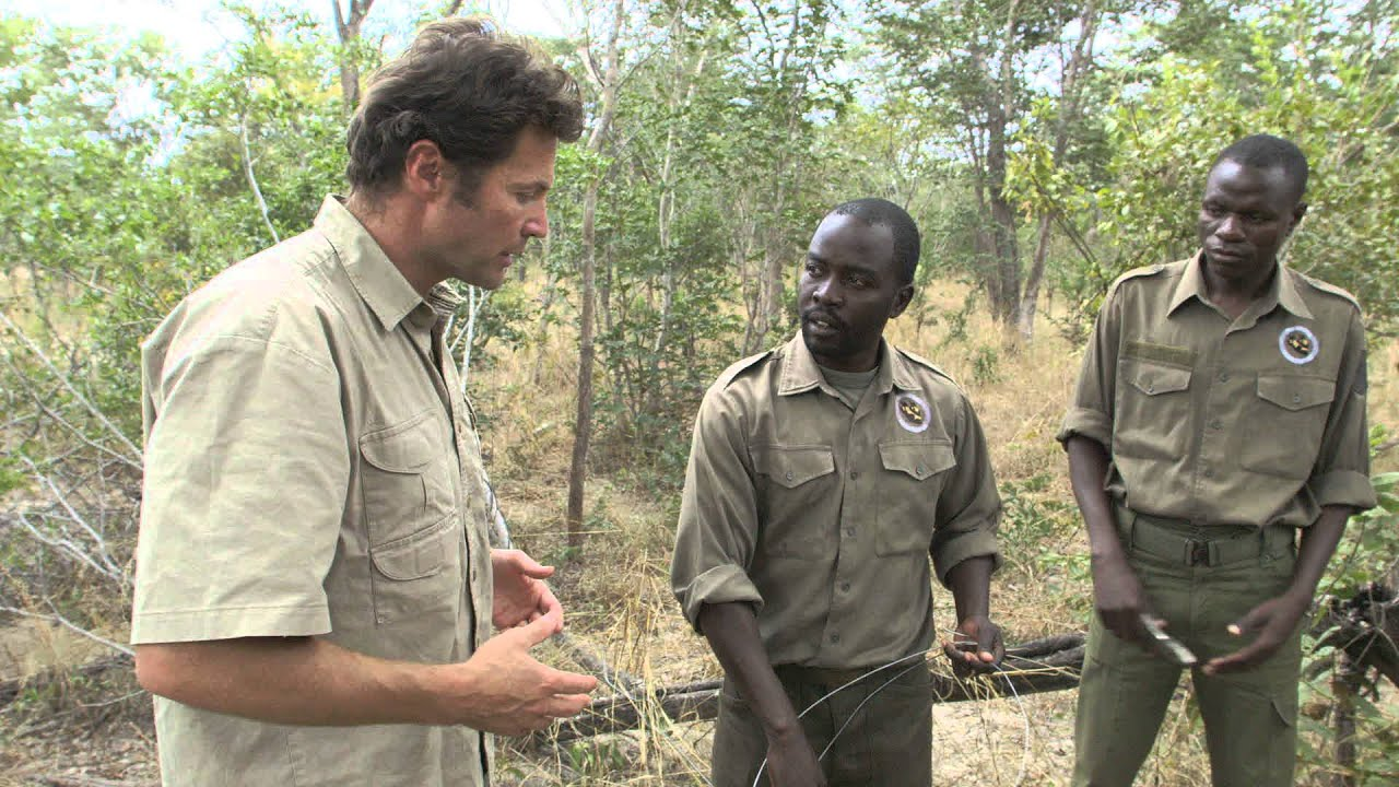 PDC promotion: Steve Leonard and the Anti-Poaching Unit