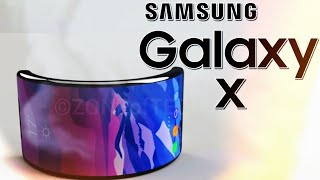 Samsung Galaxy X (2019) - Hidden Display on Foldable Smartphone is ALMOST HERE!!!!