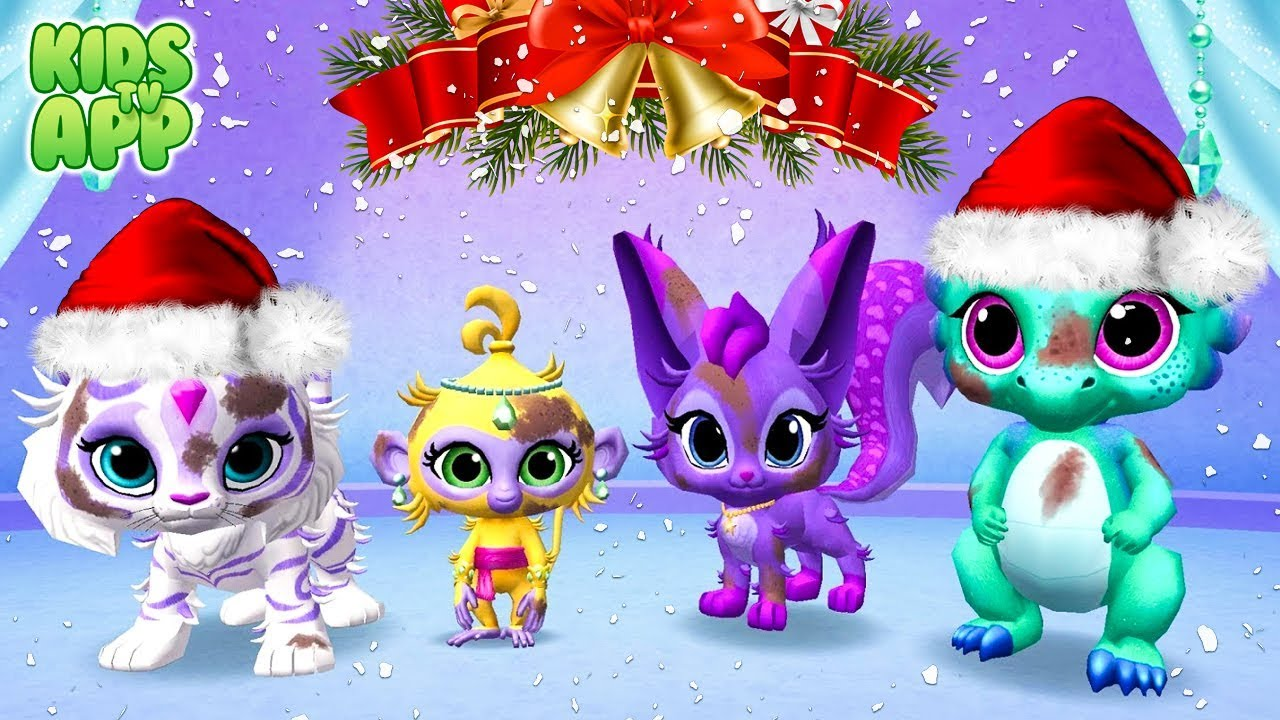 2591a44045 Shimmer and Shine: Genie Games (Nickelodeon) - NEW Christmas Update! - Best  App For Kids