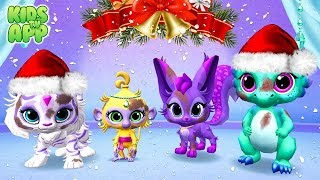 Shimmer and Shine: Genie Games (Nickelodeon) - NEW Christmas Update! - Best App For Kids