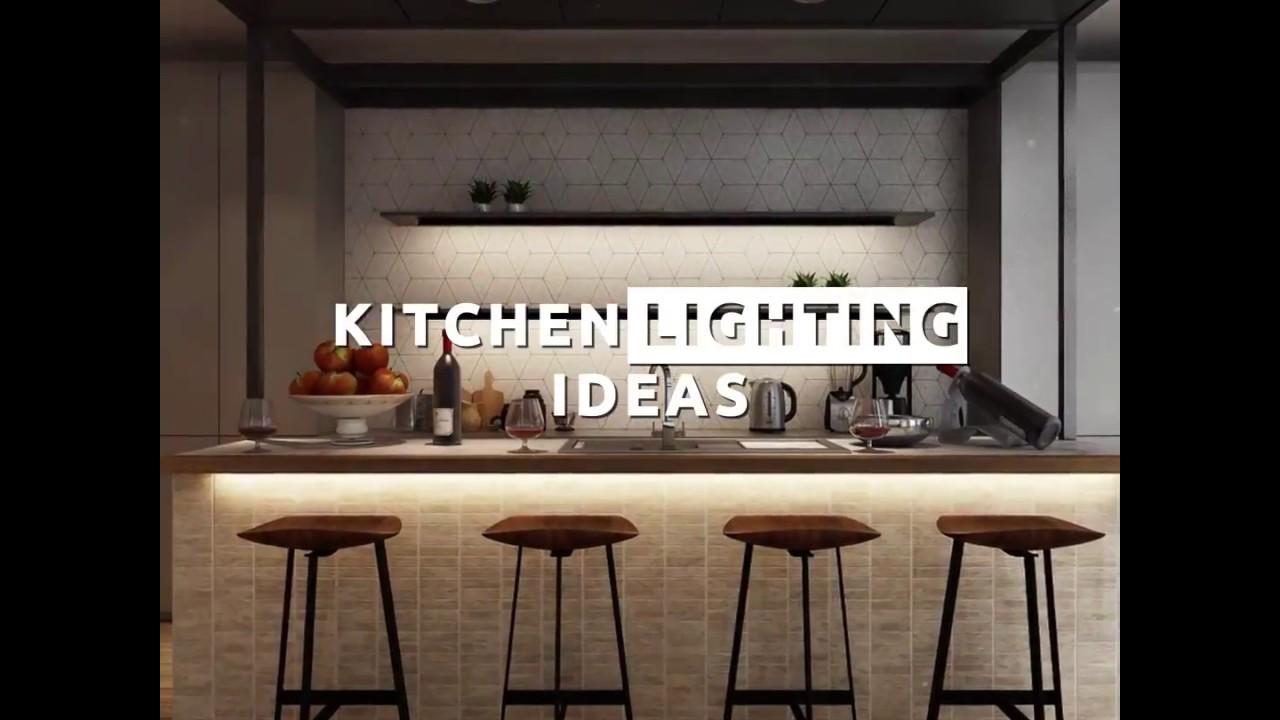 Homebliss Kitchen Lighting Ideas Youtube