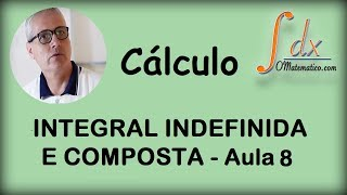 GRINGS - Integral indefinida e composta aula 8 thumbnail