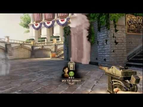 BioShock Infinite: Windows Into Other Worlds