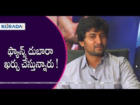 Download Nani Sensational Comments on Fans   Exclusive Interview   Nani Gentleman   Surabhi   korada.com