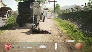 Battlefield 1 - Conquest - Soisson - Windmill Cheeky Play