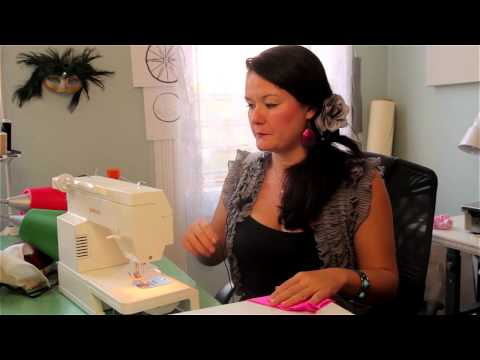 How to Sew Lycra Without Puckered Seams : Clothing Accessories Crafts from YouTube · Duration:  2 minutes 4 seconds