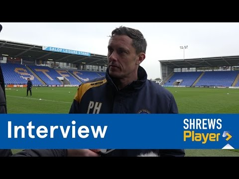 INTERVIEW | Paul Hurst on Kinder Girls Cup - Town TV
