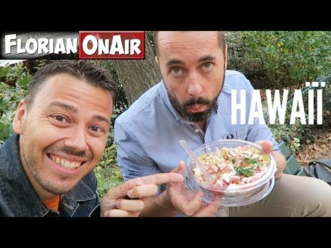 On teste un PLAT HAWAIEN : le POKE BOWL ! -  VLOG #466