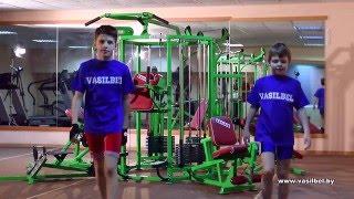 видео Детские тренажеры