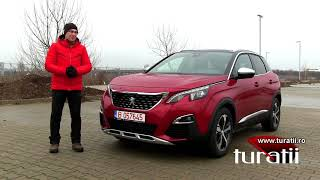 Peugeot 3008 SUV 2.0l HDI AT6 GT video 1 of 5