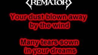 Crematory - Tears of Time  Lyrics