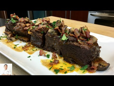 Softest Fall-Off-The-Bone Short Rib